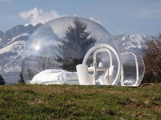 Дом-пузырь