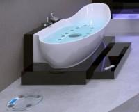 Асимметрия в ванной