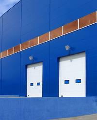ворота промышленные