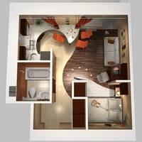 Дизайн интерьера Самара