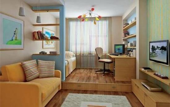 обустроить малогабаритную квартиру