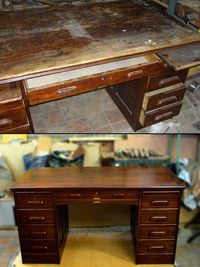 Качественная реставрация мебели