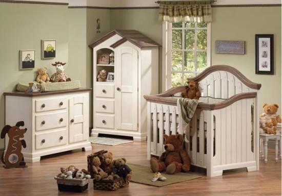 выбрать детскую кроватку