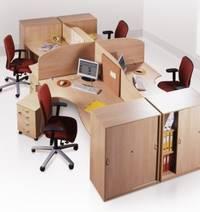 мебель в офисе