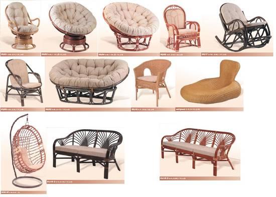 мебель ротанг