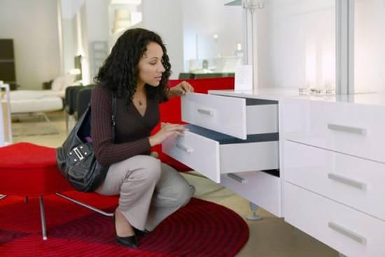 выбрать мебель