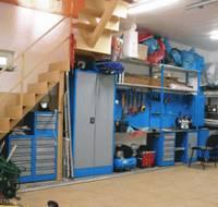 Несколько советов как обустроить гараж