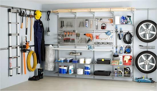 obustrojstvo-garazha-svoimi-rukami