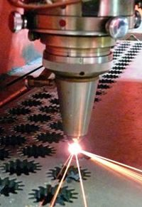 Особенности лазерной резки металла