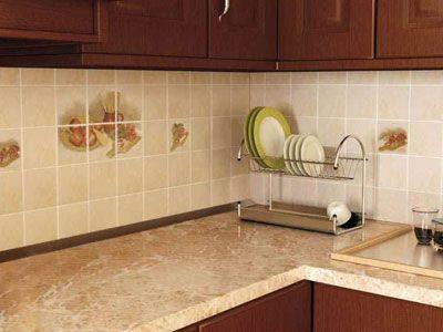 Плитка кухня