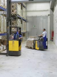 Спецтехника для складов