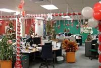 Офис в новый год