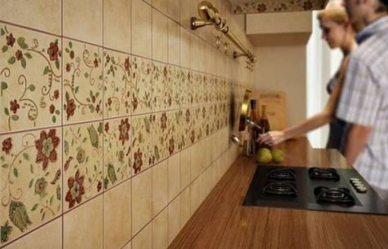плитку для кухни