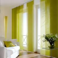 Японские шторы как элегантное дополнение вашего интерьера