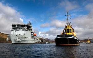 Ремонт и обслуживание морских судов