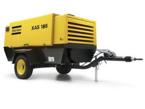 Преимущества дизельного компрессора XAS
