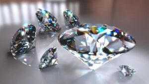Бриллианты в Москве