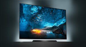 4K OLED телевизор