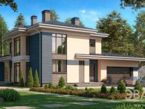 Строительство и проектирование домов под ключ